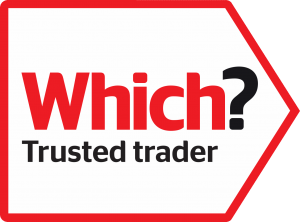 We're a Which? Trusted Trader (logo)