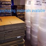 Packing materials available to buy direct from Bradway Premier Removals (Sheffield)
