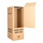 Wardrobe Cardboard Boxes for House Moves