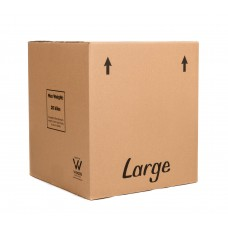 Large Cardboard Boxes for Moving House Removals