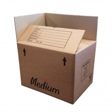 Medium Cardboard Boxes for House Removals